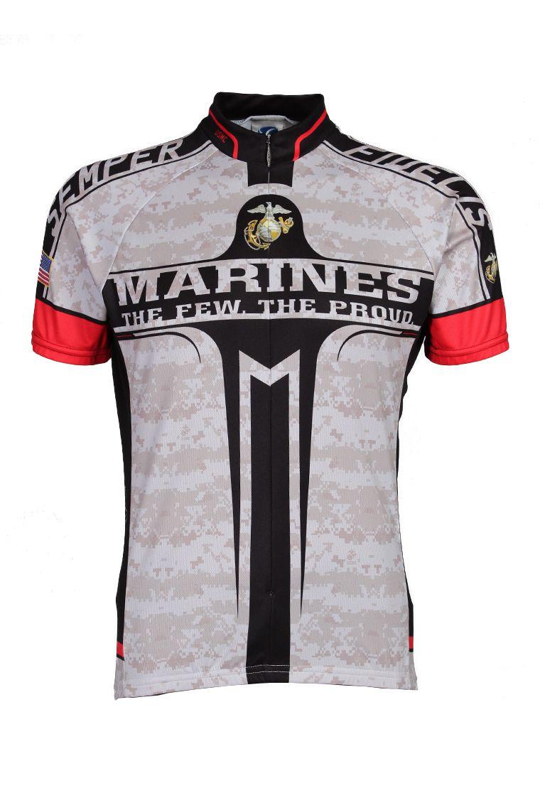 jersey marine