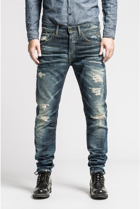 TEMAR 494 446 Carrot Fit - Replay | jeans man☆ | Pinterest | Replay,  Carrots and Men's jeans