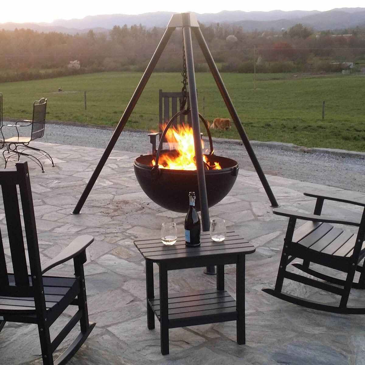 14 Amazing Portable Fire Pits Portable Fire Pits Outdoor Fire Backyard Fire