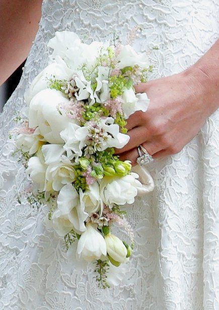 All The Flowers In Pippa Middleton S Wedding Identified Pippa