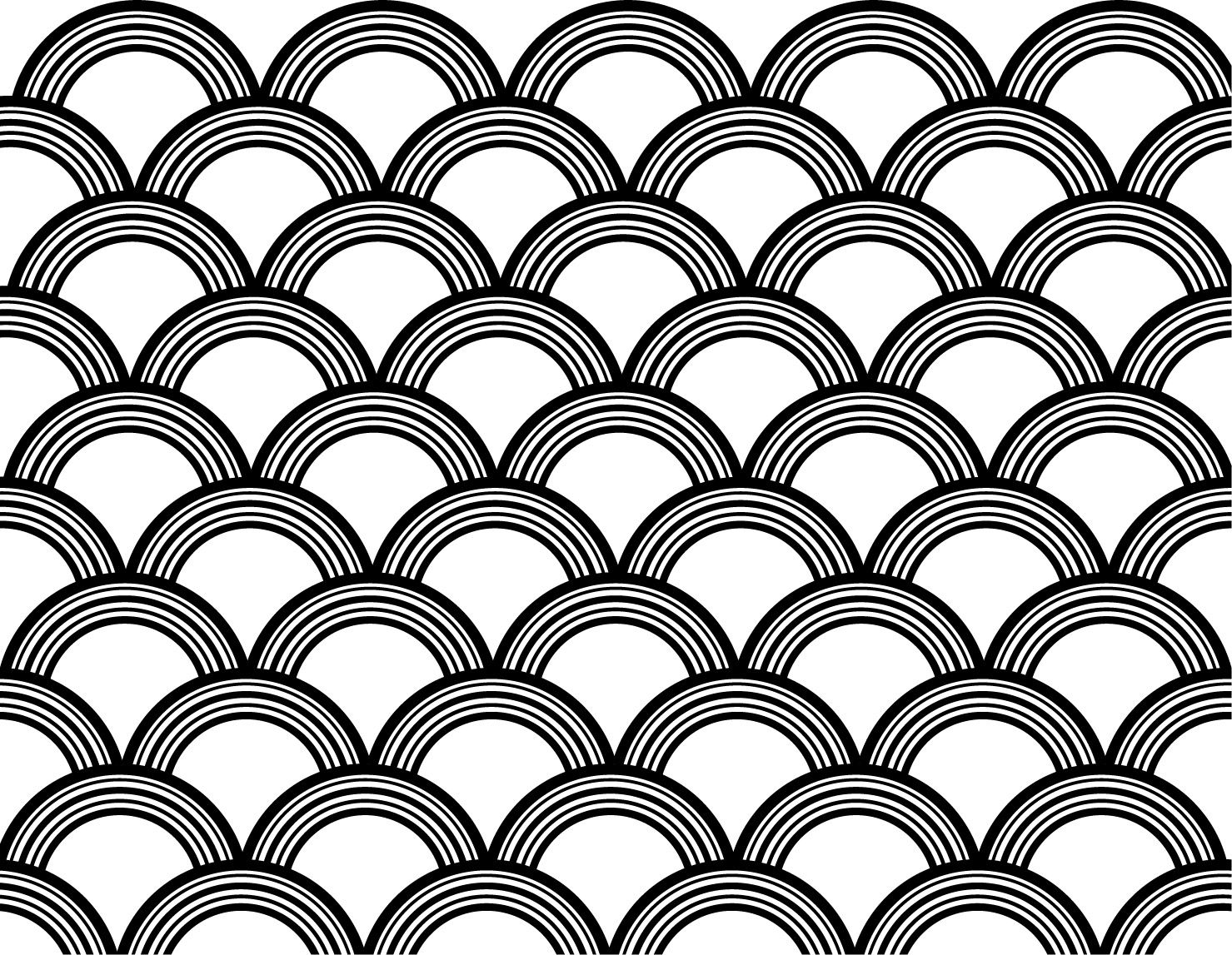 A Window without a View | Art deco, Art deco pattern and Patterns