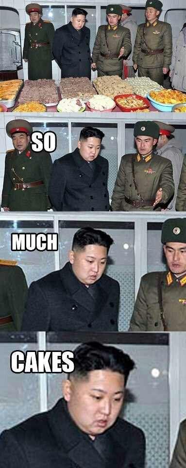 Haha Kim Jung Un Healthy...