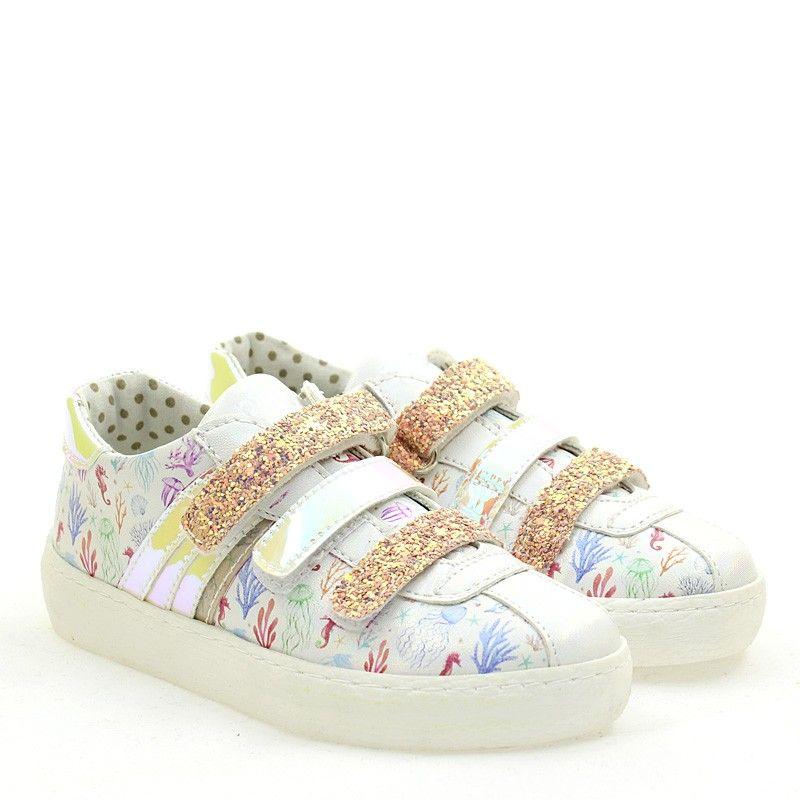 Primigi 5433500 Buty Dla Dzieci Sneakersy Adidasy Perlowe Baby Shoes Adidas Sneakers Adidas Superstar Sneaker