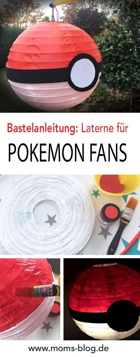 Pokemon Laterne: Hier findet ihr die einfach Bastelanleitung!