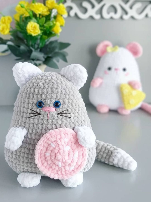 CROCHET CAT PATTERN - Amigurumi pattern Plush Cat - Crochet animal ... | 1440x1080