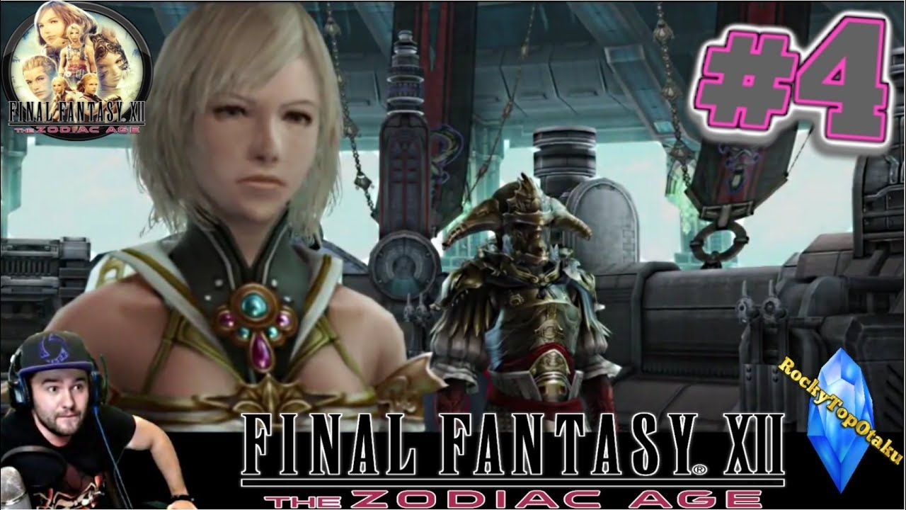 Final fantasy peasant plays final fantasy xii the zodiac
