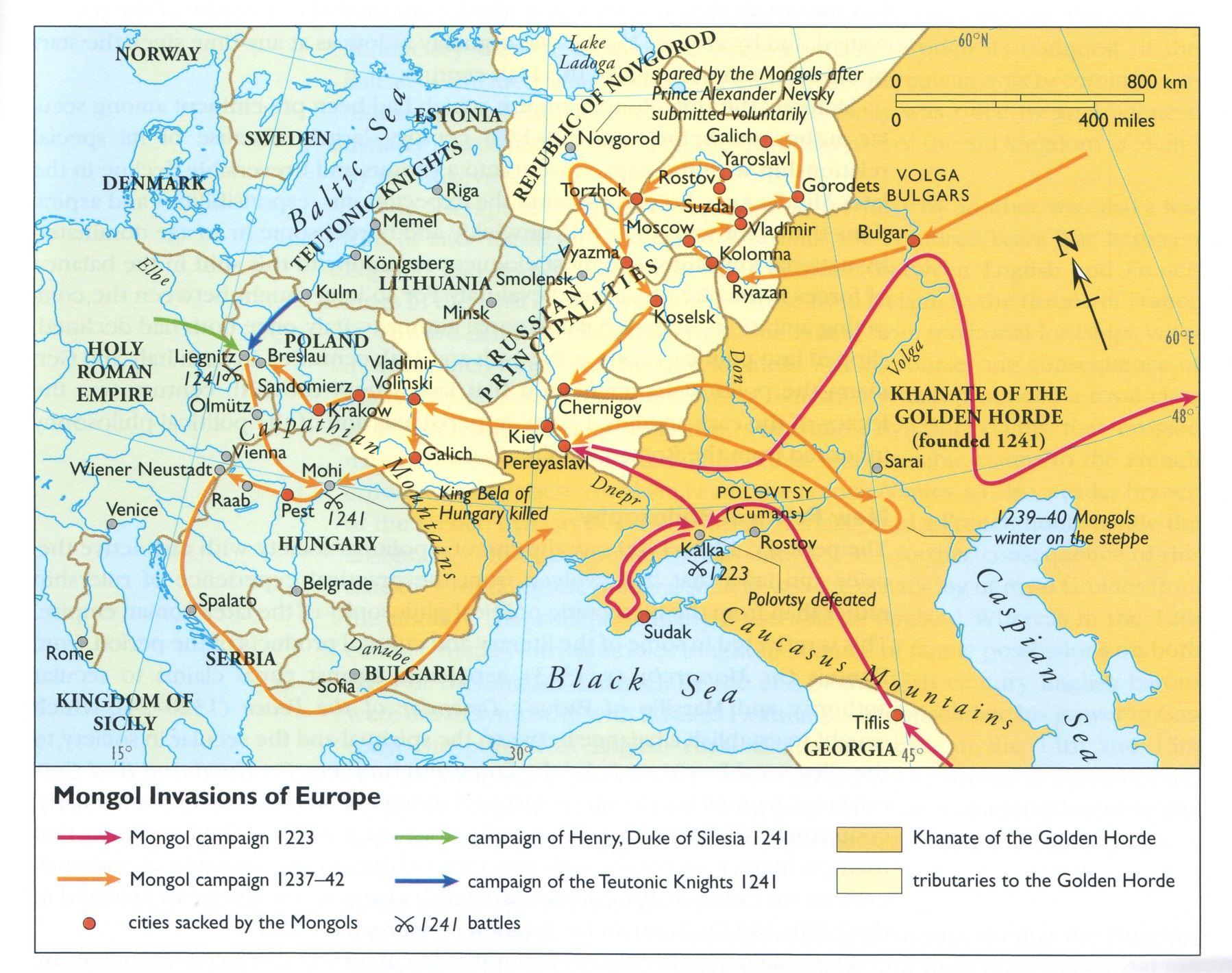Mongols Germany