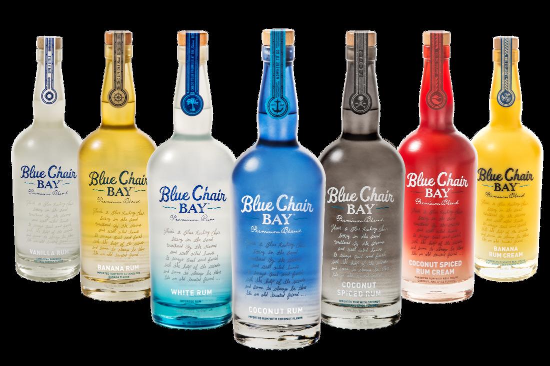 Blue Chair Bay Rum® Bay rum, Rum, Liquor drinks