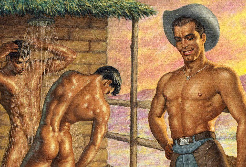 quaintance gay art