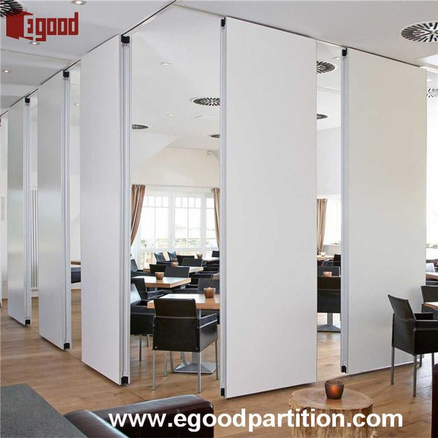 Source Folding Soundproof Partition Walls For Staff Meeting