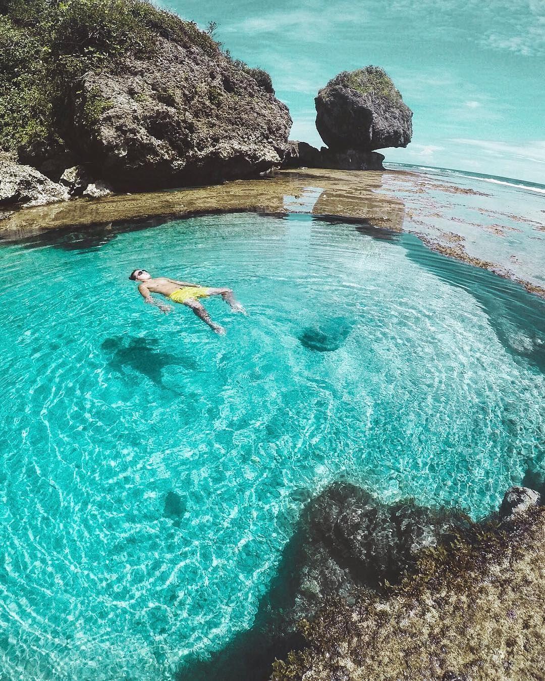📍Magpupungko Rock Pools, Siargao, Philippines 🇵🇭 | Siargao island