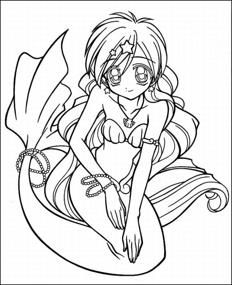 anime color sheets Valentines Day Coloring Pages Anime
