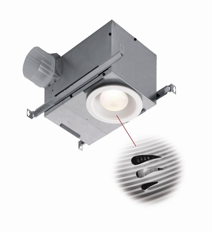 Latest Posts Under Bathroom Exhaust Fan With Light Bathroom - Humidity sensing bathroom fan for bathroom decor ideas