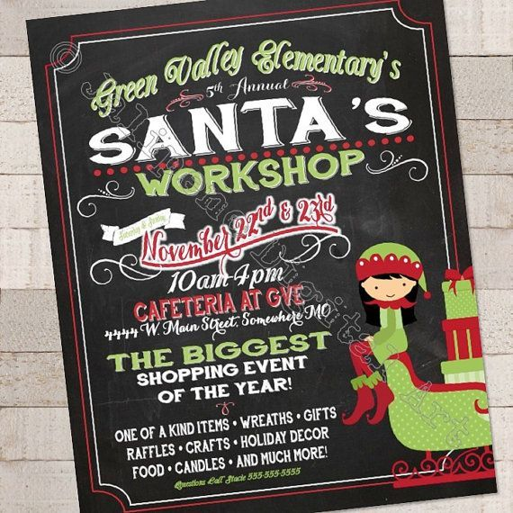 Designs For Annual Holiday Fair  Google Search  TypeTypography