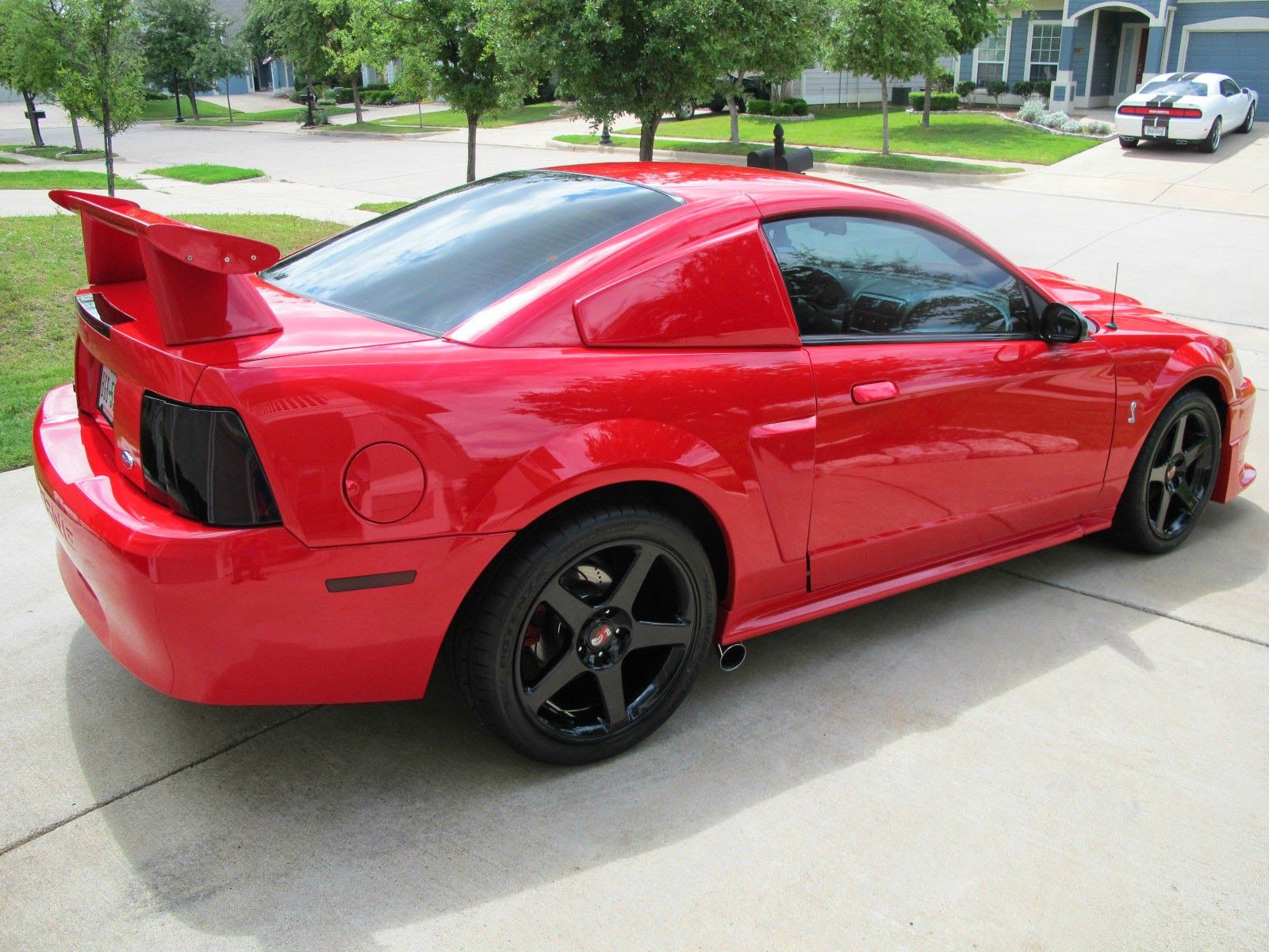 2004 ford mustang gt custom super charger 5