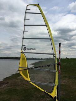 6,2 Neil Pryde Saber leichtes Freeridesegel in Düsseldorf - Bezirk 5 | eBay Kleinanzeigen