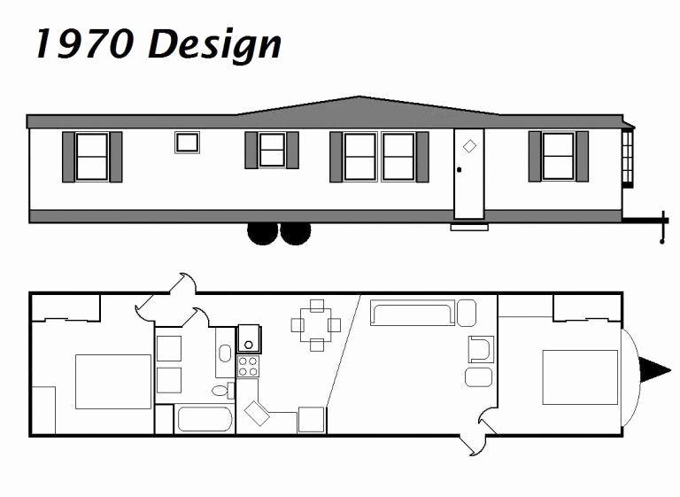 Mobile Tiny House Floor Plans Beautiful Learn To Find The Right Trailer Home Plans Mobile Home Exteriors Trailer Home House Plans