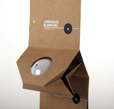 Embalaje Para Bombillas Embalaje Empaques Y Embalaje Diseño De Envases