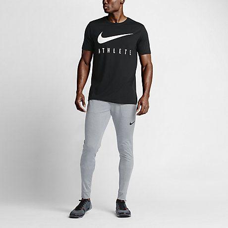 abbigliamento fitness uomo nike