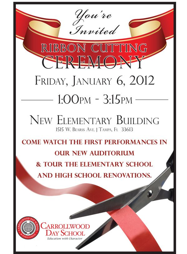 Ribbon cutting ceremony idea perico pinterest cuttings and ribbon cutting ceremony idea stopboris Gallery