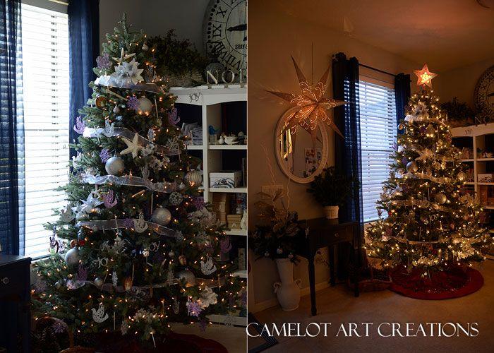 From Desiree Guy In Orlando Florida Live Christmas Trees Christmas Tree Holiday Decor