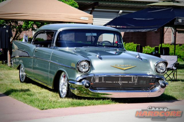 A 43 Year Bel Air Restoration Is Done Chevy Bel Air Classic