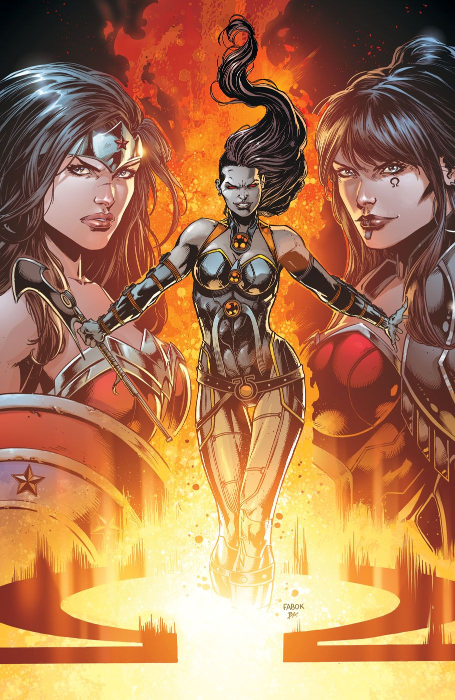 Justice League: Darkseid War Special #1 - Jason Fabok