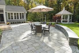 Image Result For Half Wall Patio
