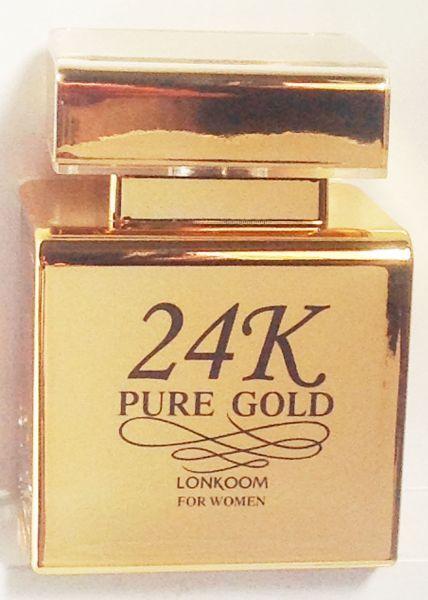 56042be73 #TMAXstore : 24k #Pure #Gold For #Women Eau de #Perfum price, review and  #buy in #UAE, #Dubai, #AbuDhabi #alain #Sharjah | Souq.com