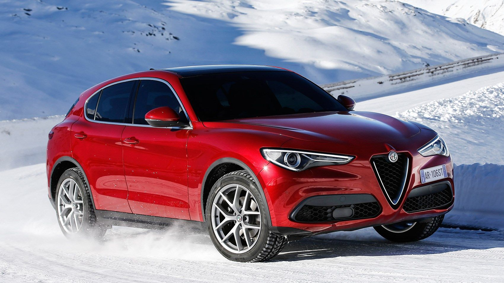 2018 Alfa Romeo Stelvio Concept Review Alfa Romeo Is Steadily Reconstructing Its Presence In This Article In The United States Right After A Hiatus First Em