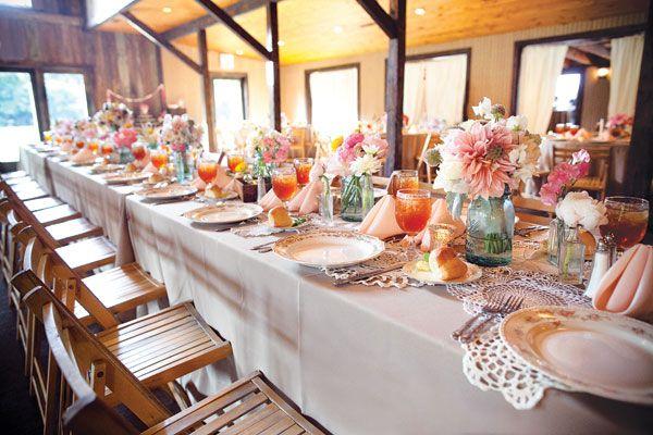 Vintage Wedding Reception Decorations Fun Themes Planning Ideas