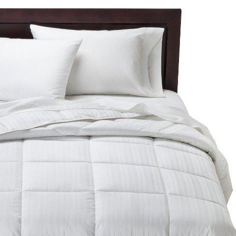 King Warmest Down Alternative Comforter White Fieldcrest Down