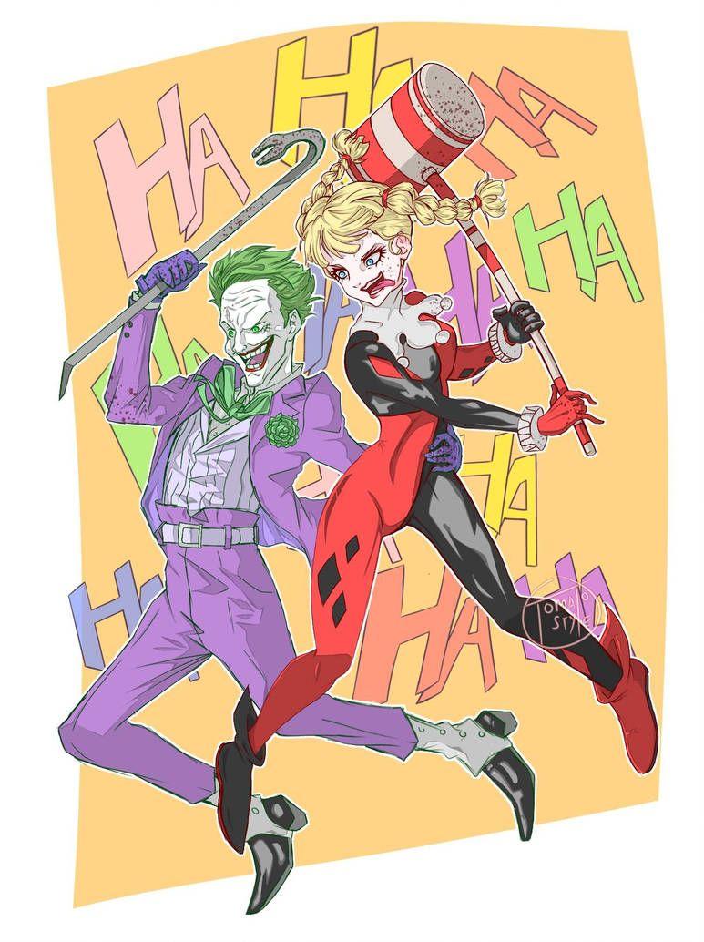 Pin On Harley Quinn Joker