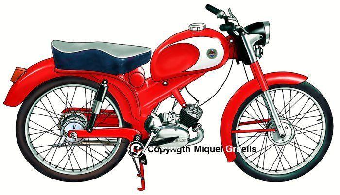 53 Ideas De Derbi Motos Clasicas Motos Angel Nieto