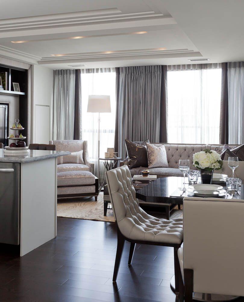 Esams Condo Interior Design Vancouver: Luxury Home Interiors