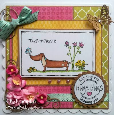 Made using Little Claire Stamps.  For more info please see my blog - http://www.kittyskrafty.blogspot.co.uk/2013/08/huge-hugs.html