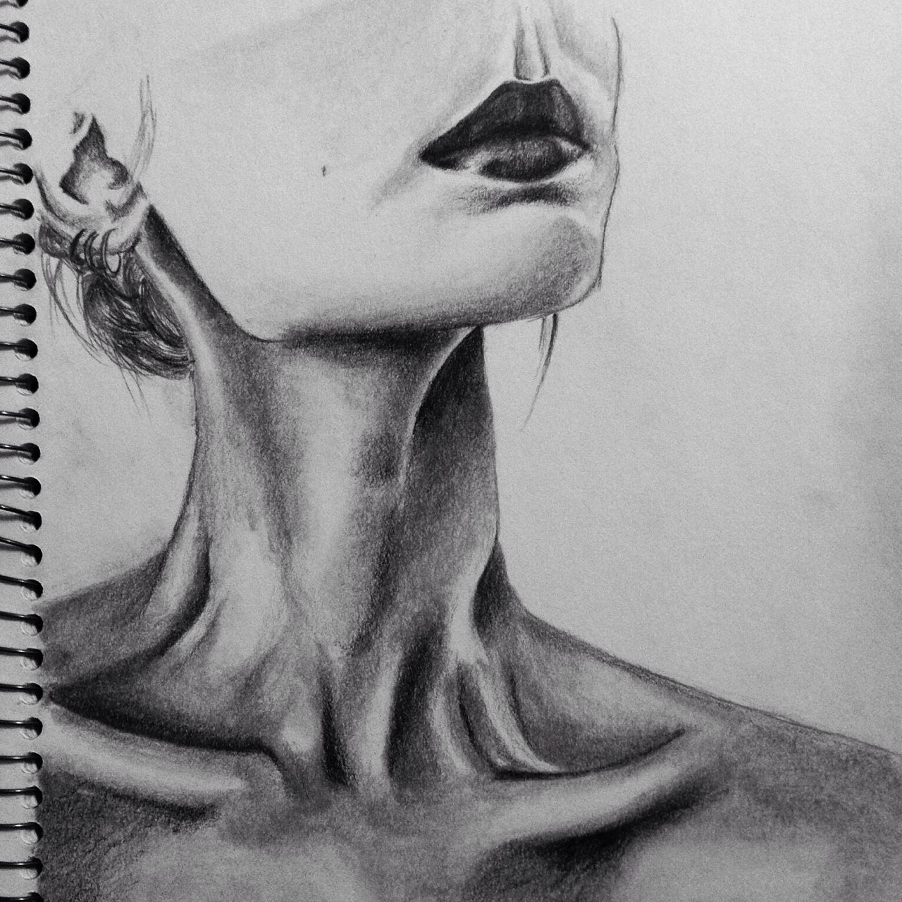 Anorexic drawing tumblr