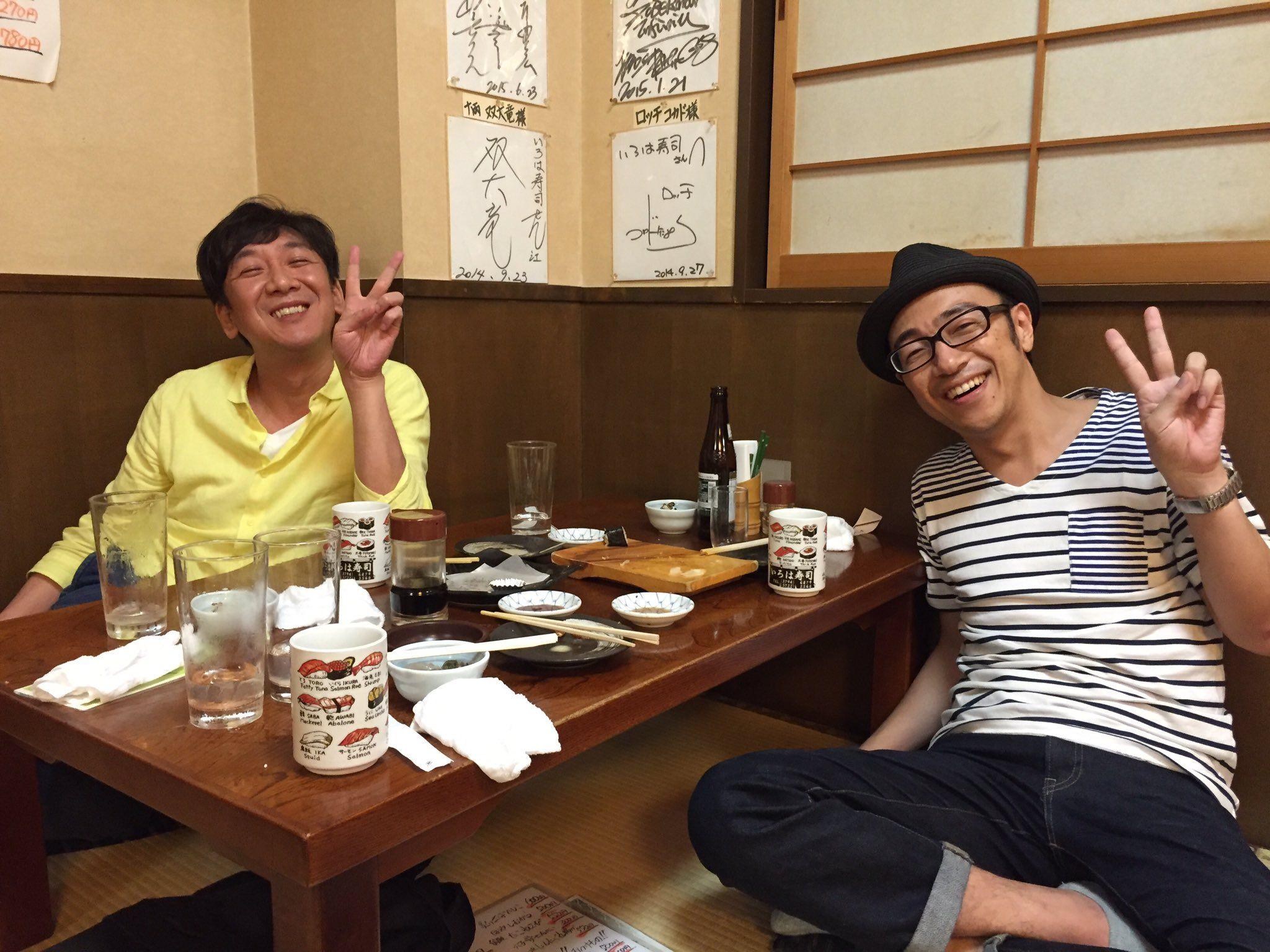 """トンツカタン 森本 on Twitter: """"昨日は東京03飯塚さんと角田さんに飲み連れてってもらいました!てっきりお笑いハーベスト大賞のこと祝ってくれるのかと思ったらほぼ『自分たちがお笑いホープ大賞を獲った時どれだけ嬉しかったか』という話で終わりました https://t.co/AIxZIZQnVH"""""""