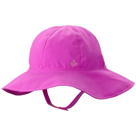 Columbia Infant Packable Booney Hat - Foxglove  The ultimate in  functional-yet-cute sun protection the…  OutdoorGear  Camping  Hiking f213bcb9913