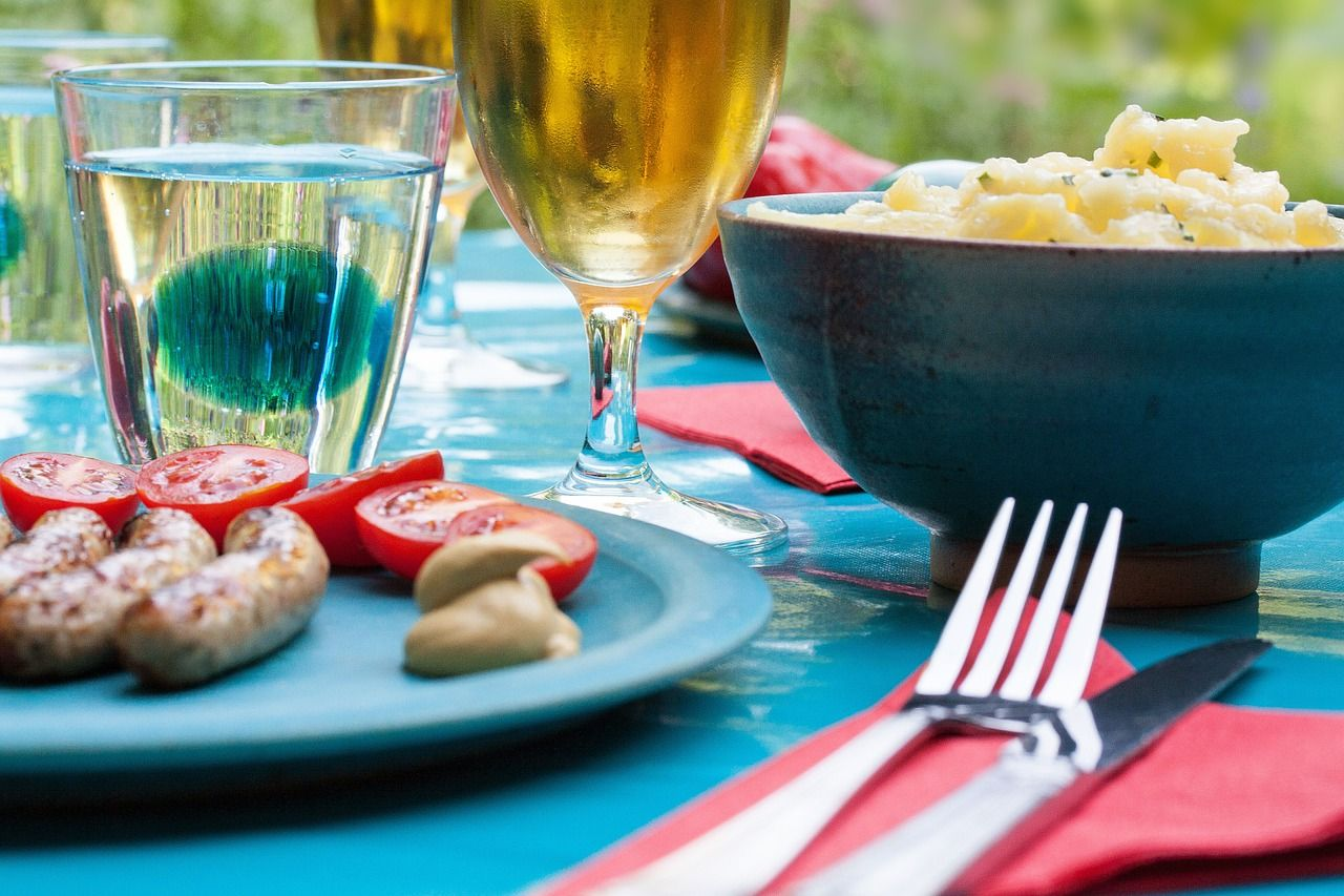 Top 10 Ingredients For a Summer Garden Party