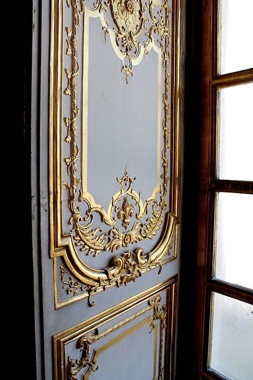 This Door Is For Our Lady Because It S Blue And Has Her Fleur De Lys Wooden Doors Interior Door Design Decor