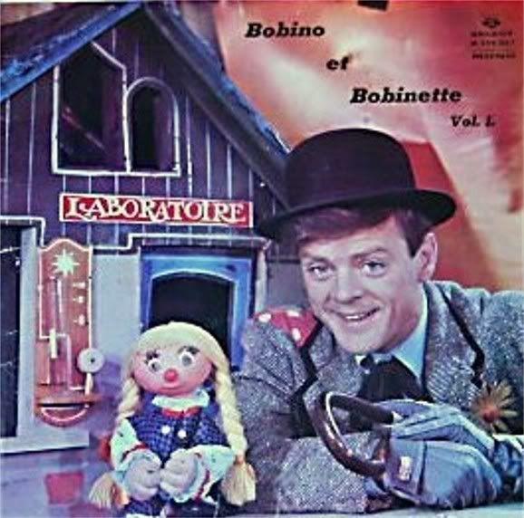 Pochette bobino et bobinette 33 tours ann es 60 disques pour enfants souvenirs d 39 enfance - Dessin annee 60 ...
