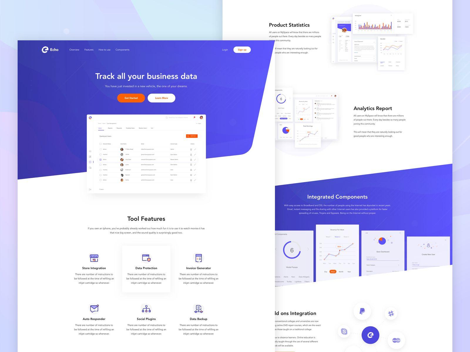 Homepage B2b Product Website Website Inspiration Web Design Website Design
