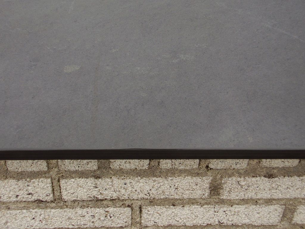 Schiefer Fensterbänke werden bevorzugt im Außenbereich eingesetzt ...