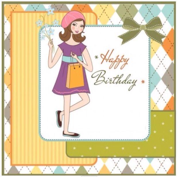 Happy 2nd Birthday, Cartoon