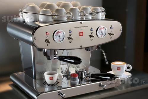Macchina Caffè Illy X2 Francis Francis | Illy cafes | Pinterest ...
