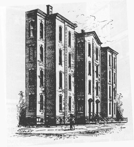 1882 The Richardson Spite House  NYC