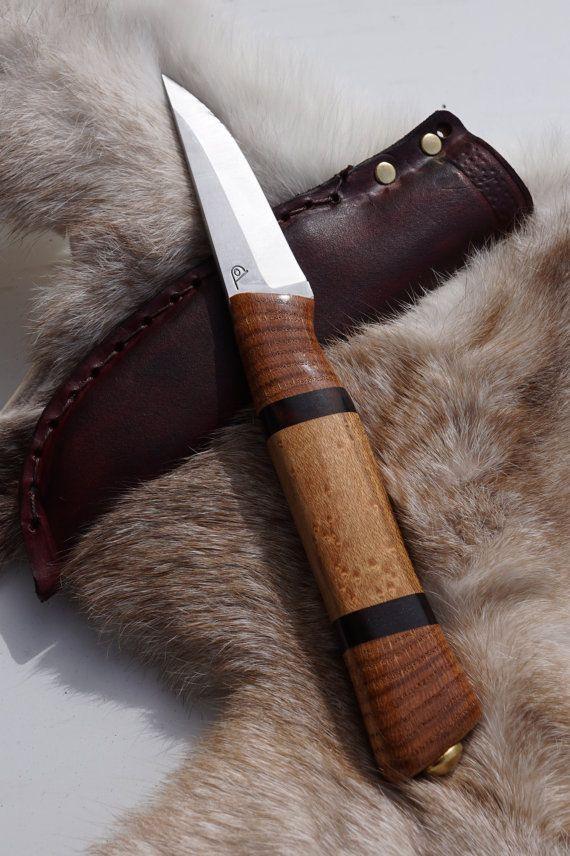 Japanese knife handmade carving knife and fork set handmade