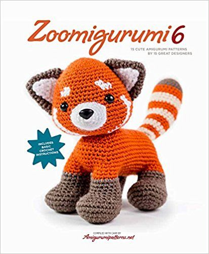 Zoomigurumi 6: 15 Cute Amigurumi Patterns by 15 Great Designers ...