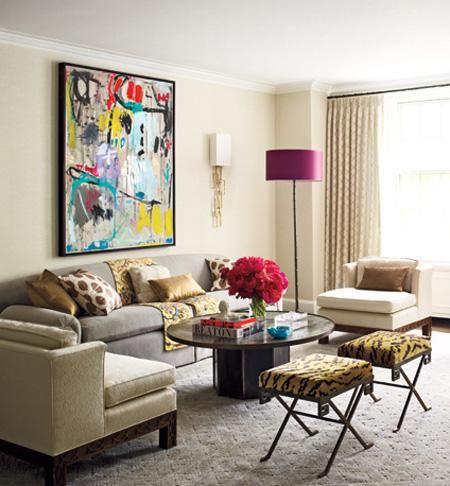 Captivating LIVING ROOM INSPIRATION: Euro Sophisticate